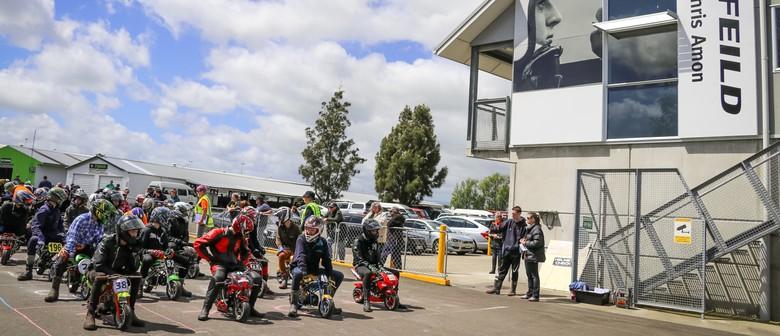New Zealand Secondary Schools Mini Moto GP - Feilding