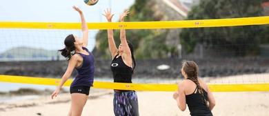 ACVC Summer Series: Beach Volleyball Training, Intermediate: CANCELLED