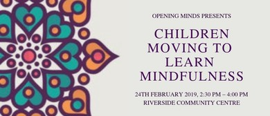 Children Moving to Learn Mindfulness