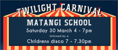 Matangi School Twilight Carnival