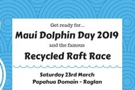 Image for event: Seaweek - Maui Dolphin Day 2019 and The Recycled Raft Race