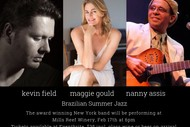 Image for event: Maggie Gould/Nanny Assis/Kevin Field