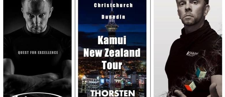 "Thorsten ""The Hitman"" Hohmann Exhibition"