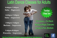 Image for event: Learn to Dance with Salsa Groove - Adult Classes