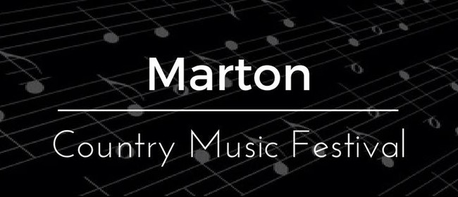 Marton Country Music Festival