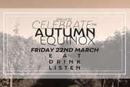 Image for event: Celebrate Autumn Equinox