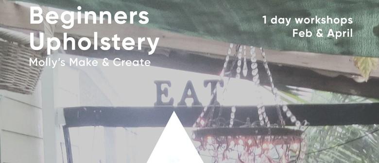 Learn Upholstery Workshop