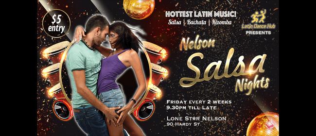 Nelson Salsa Nights