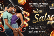 Image for event: Nelson Salsa Nights
