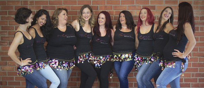 West Auckland Belly Dance Classes for Beginners with Phoenix