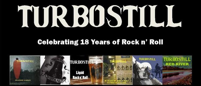 18 Years of Turbostill + SkitzHydro, Column of Sand...