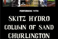 Image for event: 18 Years of Turbostill + SkitzHydro, Column of Sand...