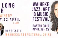 Image for event: Waiheke Jazz, Art & Music Festival - Jazz Long Lunch