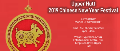 Upper Hutt 2019 Chinese New Year Festival