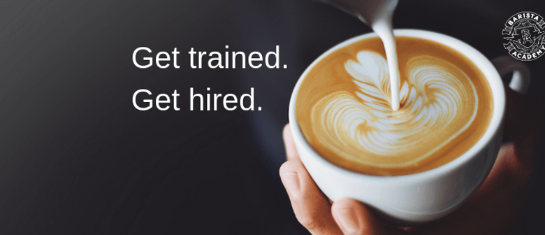 5 Day Barista Pro Course - Become a Work-Ready Barista