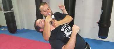 Krav Maga Auckland: Improvised Weapons Workshop