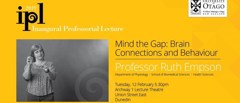 Inaugural Professorial Lecture – Professor Ruth Empson