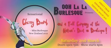 Ooh La La Burlesque - Cherry Boomb