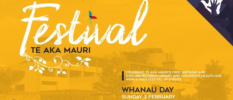 f993a6168037a Te Aka Mauri Festival: Whanau Day - Rotorua - Eventfinda