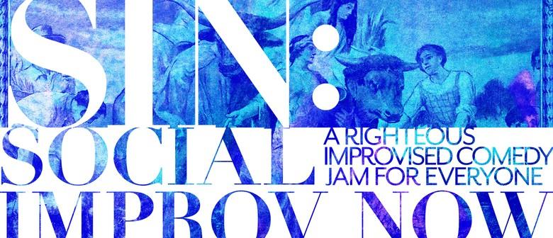 SIN: A Social Improv Night AK Fringe