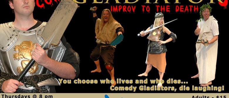 Thursday Night Comedy