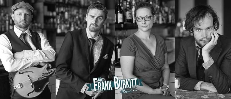 The Frank Burkitt Band: CANCELLED