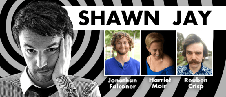 Comedy at Dee's - with Shawn Jay