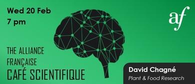Café Scientifique February - Public Science Talk Series