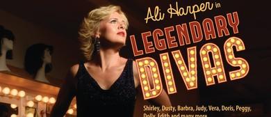 Legendary Divas - Starring Ali Harper