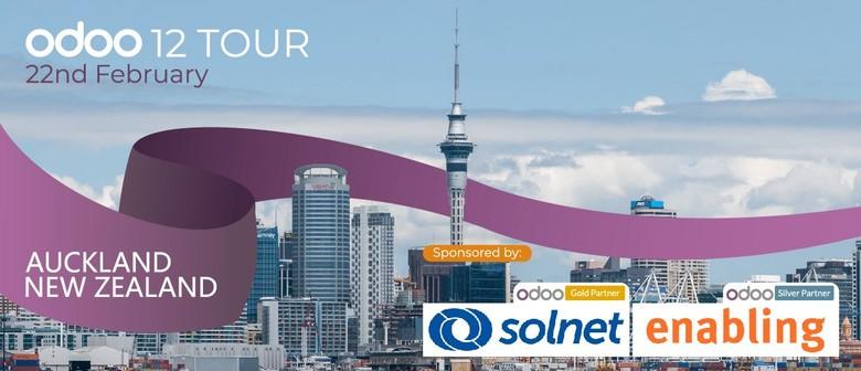 Odoo 12 Tour - Auckland - Eventfinda