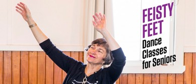 Feisty Feet - Dance Classes for Seniors