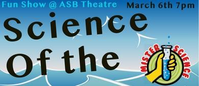 Science of The Seas - Sea Week 2019