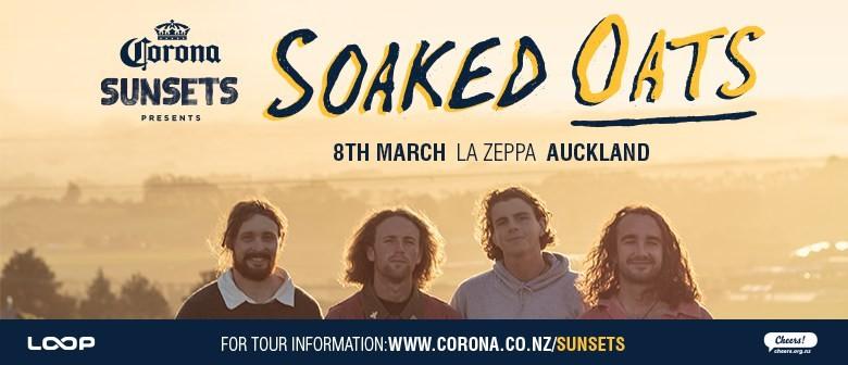 Corona Sunsets - Soaked Oats