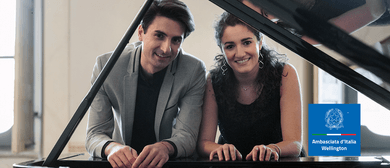 Spina & Benignetti Piano Duo in Fantasy and Imagination