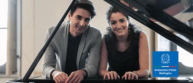 Spina & Benignetti Piano Duo in Fantasy and Imagination