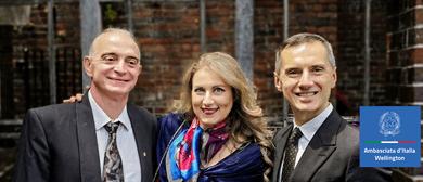 Carpinelli, Manghi & Napoli in A Night At the Opera
