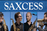 Image for event: Saxcess: Presented by South Waikato Music Society