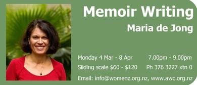 Memoir Writing for Women