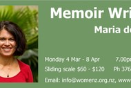 Image for event: Memoir Writing for Women: SOLD OUT