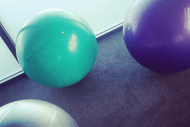 Image for event: Pilates & The Ball