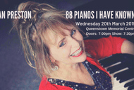 Image for event: Jan Preston - '88 Pianos I Have Known'