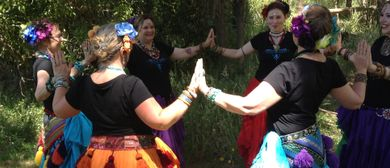 Beginners' Tribal Belly Dance Classes