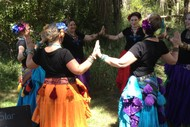 Image for event: Beginners' Tribal Belly Dance Classes