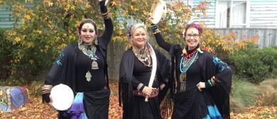 Beginners' GC Tribal Bellydance Classes