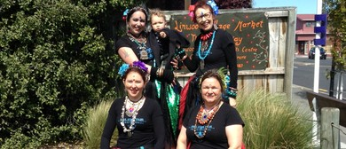 Beginners' GC Tribal Bellydance Classes
