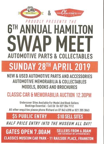 Automotive Swap Meet