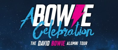 A Bowie Celebration: The David Bowie Alumni Tour