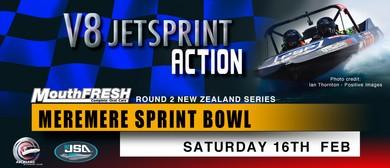 Round 2, 2019 Mouthfresh New Zealand Jetsprint Championship