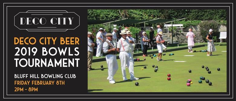 Deco City Beer Bowls Tournament