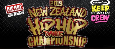 Hip Hop International NZ Waikato/BOP Regionals